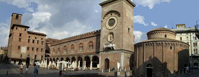 Mantova la citt d 39 arte dei gonzaga b b corte san for La corte dei gonzaga mantegna